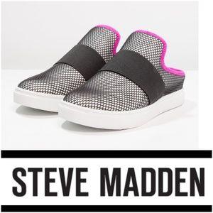Street Chic Steve Madden Mule Sneakers